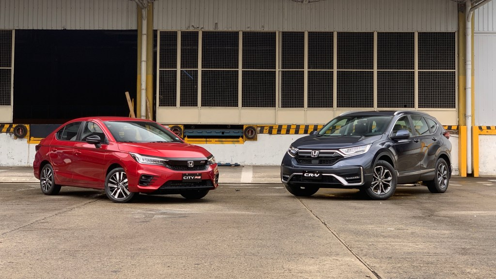 All-New Honda City RS Is Available With A P34K Low DP Promo This Month