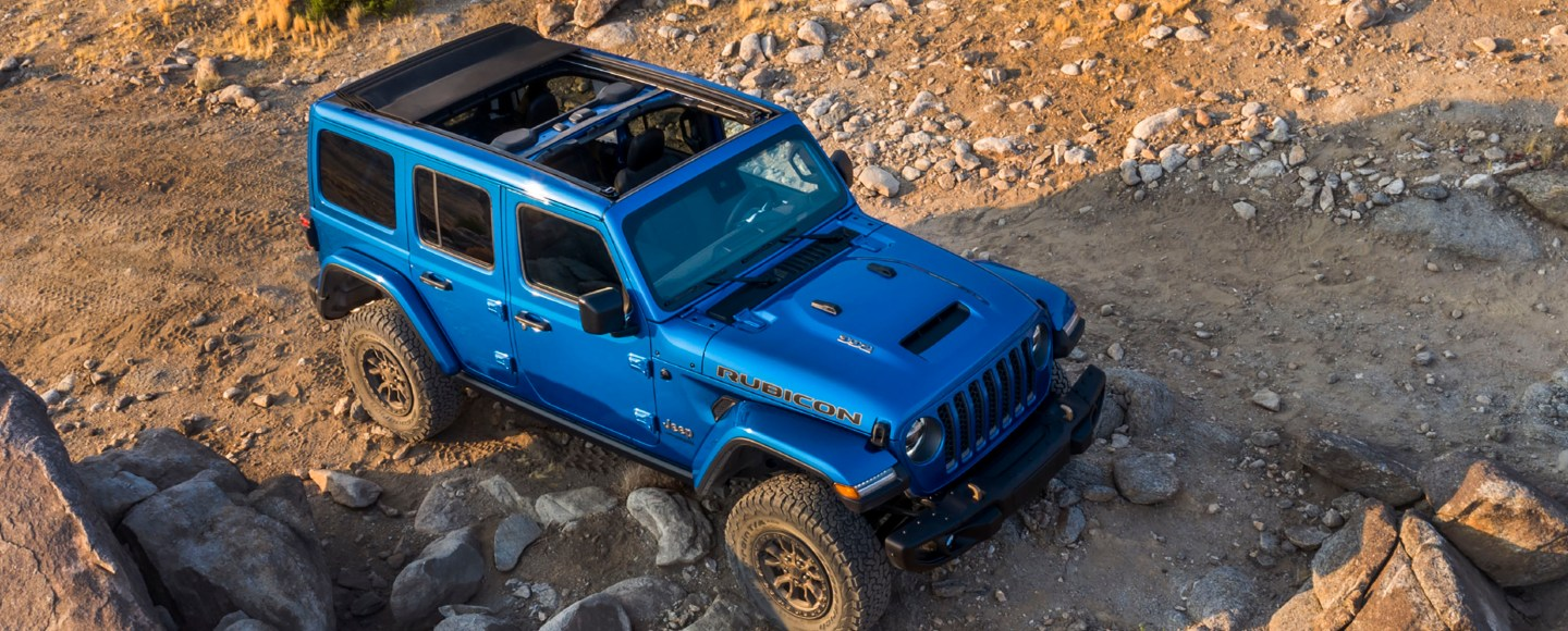 2021 Jeep Wrangler Rubicon 392 Unveiled With 470-HP Hemi V8