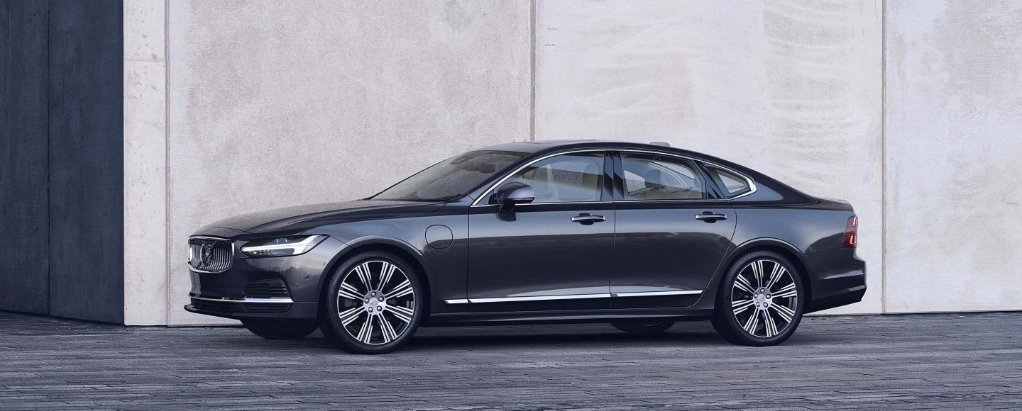Get The Volvo S90 Midsize Luxury Sedan For Under P3.1M This Month