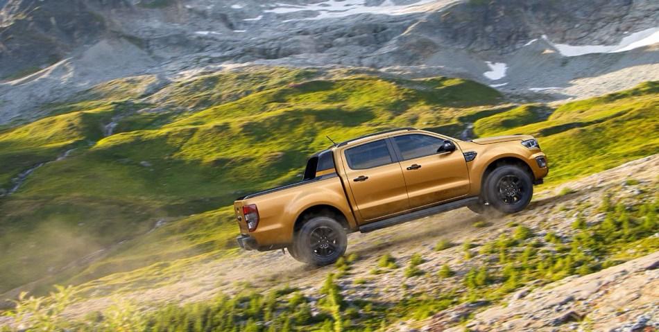 2021 Ford Ranger Wildtrak Exterior