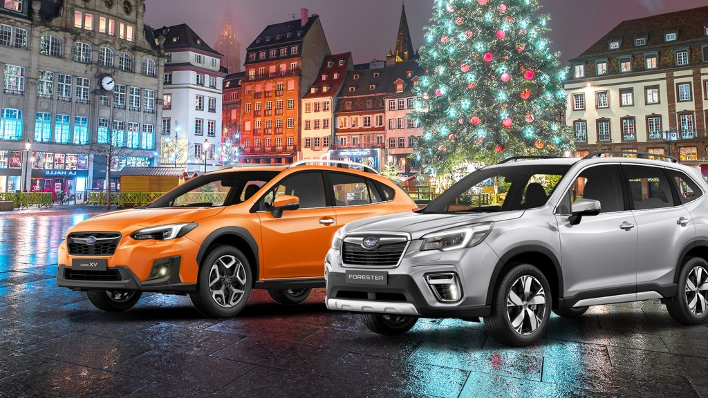Exclusive Deals Are On Offer When You Buy A Subaru During MIAS Wired