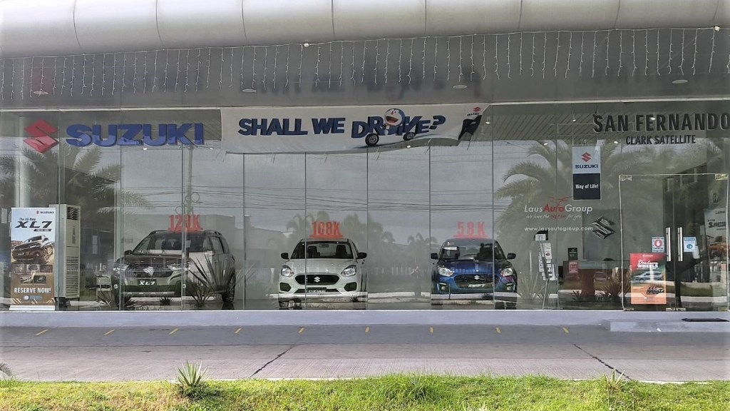 Suzuki Opens New Dealership In Clark, Pampanga