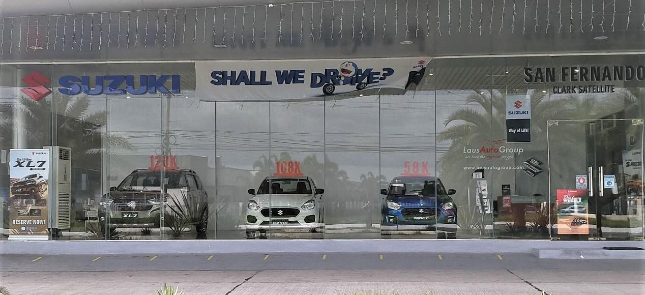 Suzuki Opens New Dealership In Clark, Pampanga