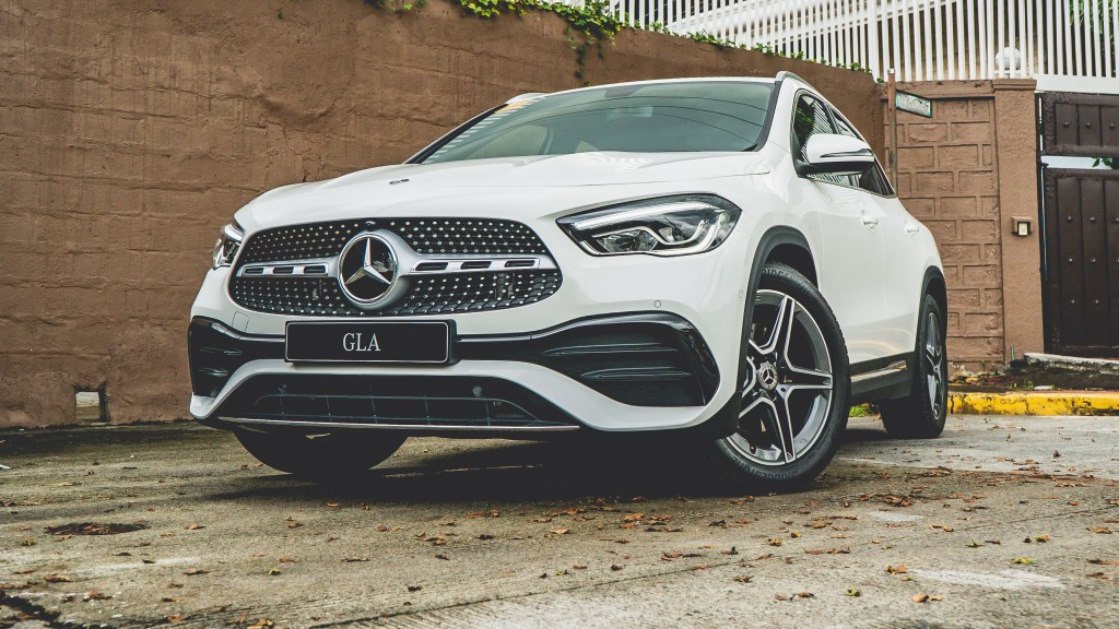 The Mercedes-Benz GLA Is Your Perfect First Luxury SUV