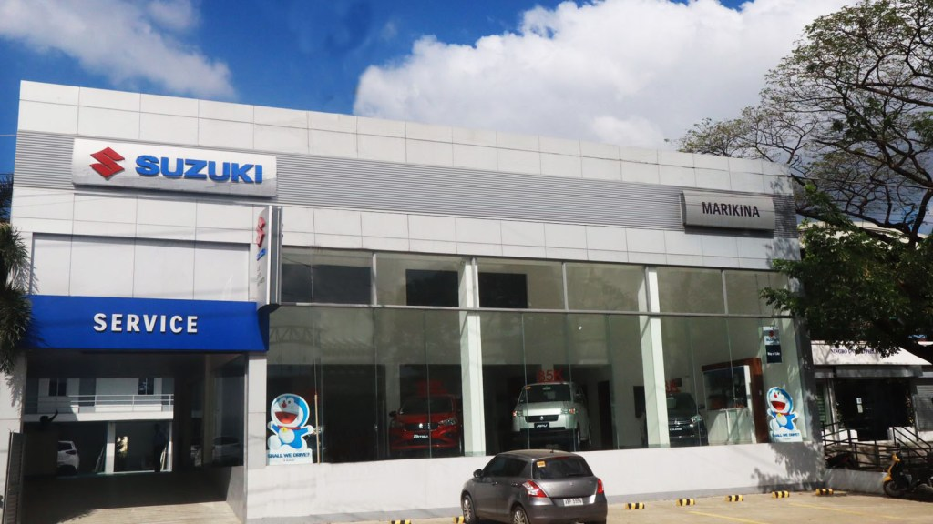Suzuki Auto Marikina Is Now Open For Business