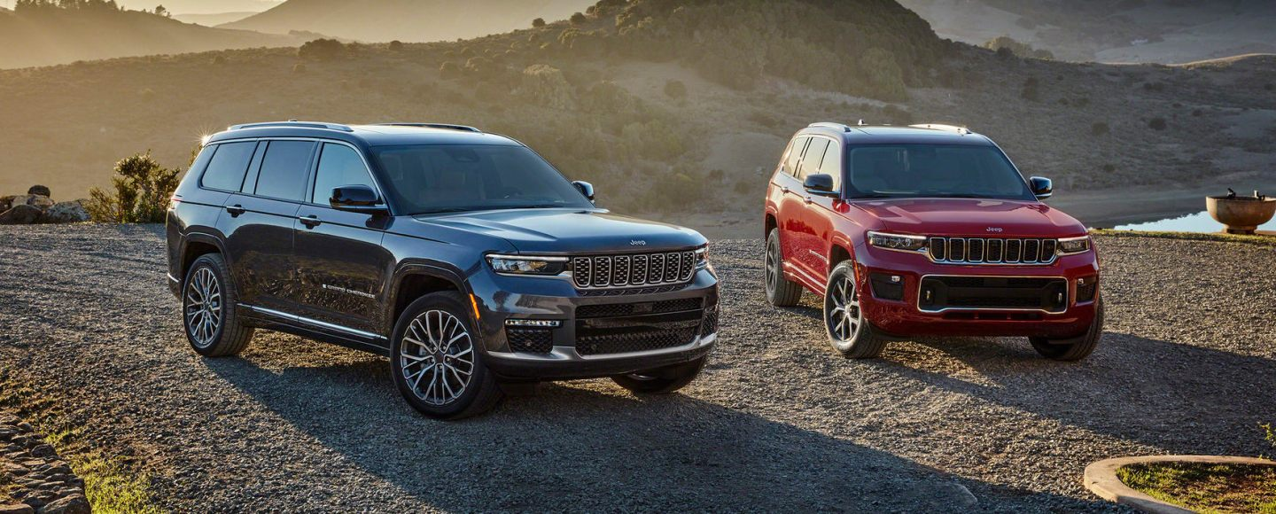 Take A Look At The All-New 2021 Jeep Grand Cherokee L