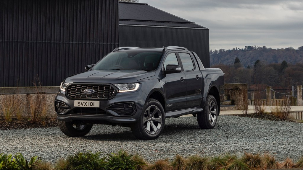 New Ford Ranger MS-RT Prefers The Track Instead Of The Wilderness