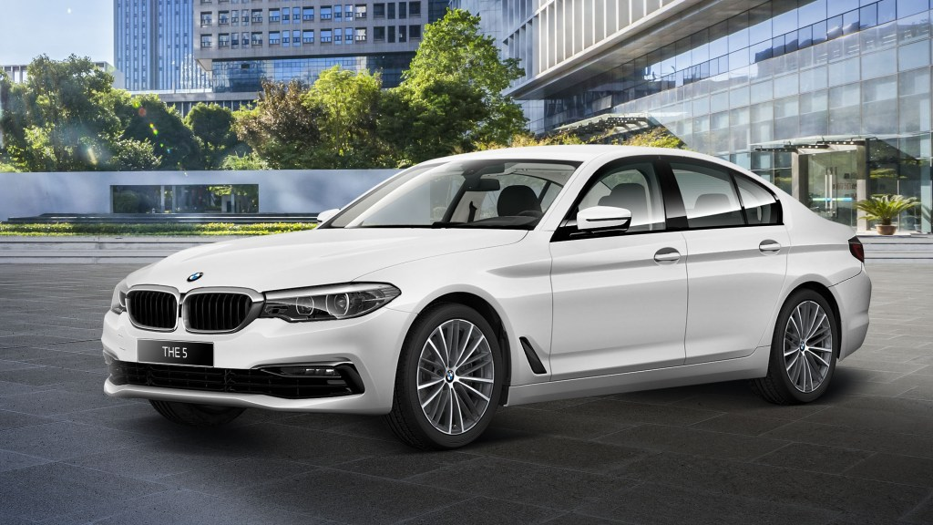 BMW PH Invites You To Take The New 520i Sport For A Test Drive