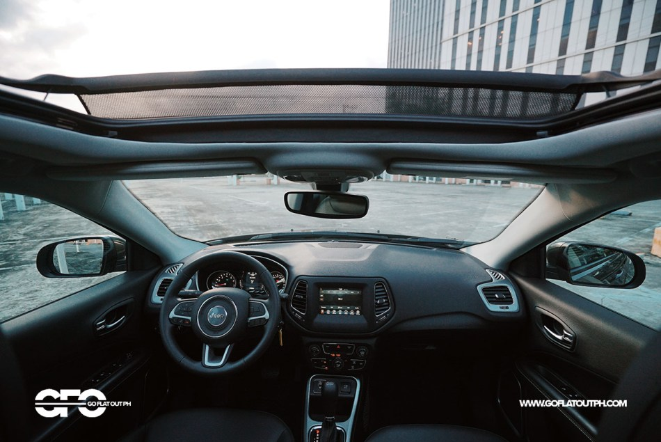 2020 Jeep Compass Philippines Panoramic Sunroof