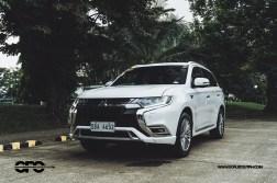 2021 Mitsubishi Outlander PHEV Philippines Exterior