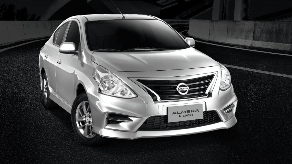 Nissan PH To End Local Production Of Almera Subcompact Sedan