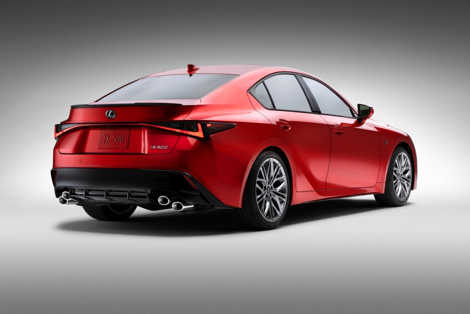 2022 Lexus IS 500 F Sport Performance