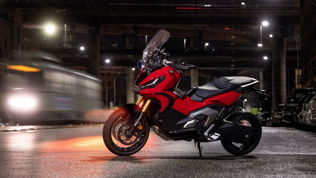 2021 Honda X-ADV Now On Sale In PH For P830K