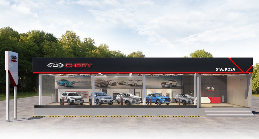 Chery Santa Rosa, Laguna Is Now Open For Business