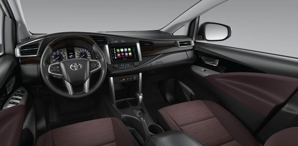 2021 Toyota Innova 2.8 V Interior Philippines