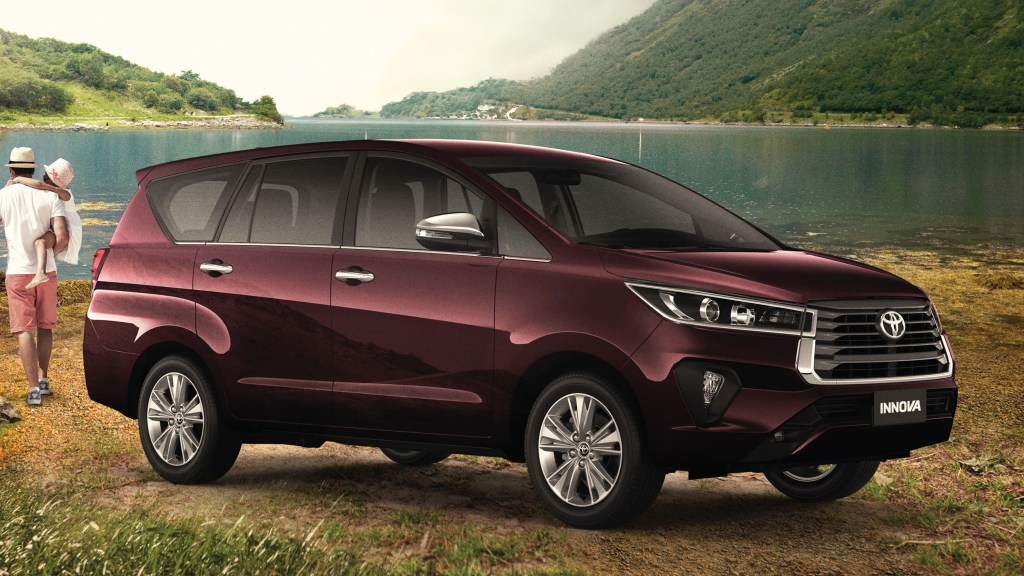 Facelifted 2021 Toyota Innova Now In PH, Starts At P1.186M