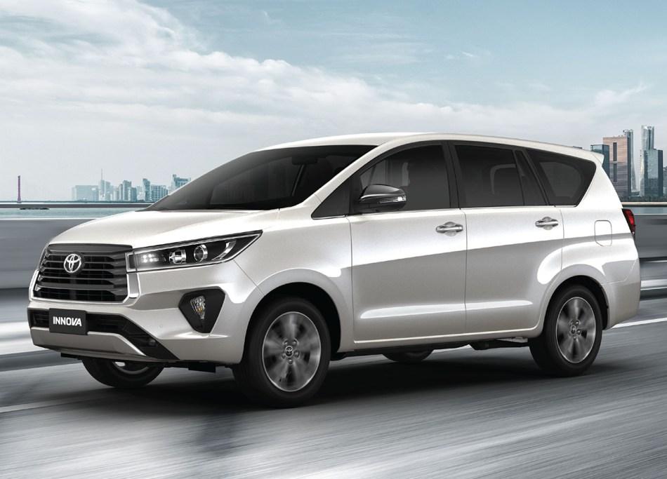 2021 Toyota Innova Philippines