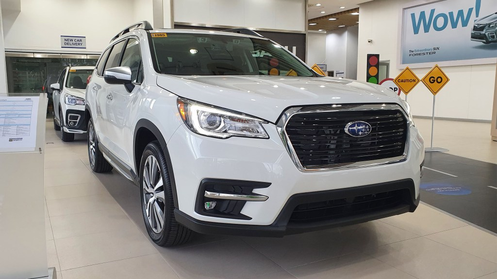 2021 Subaru Evoltis First PH Look: Fully-Loaded For P3.480M