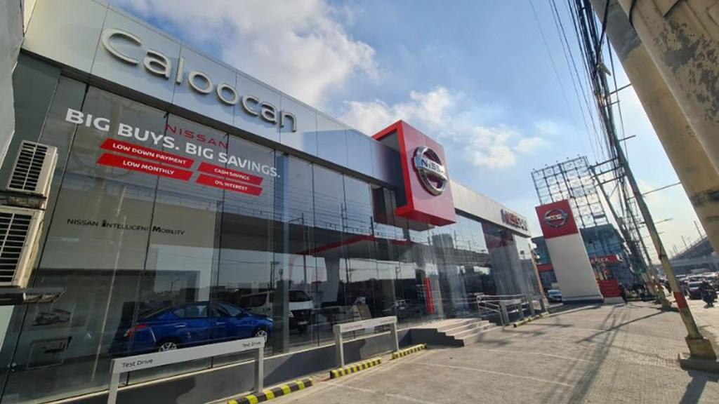 Nissan Expands Dealership Presence To Caloocan City
