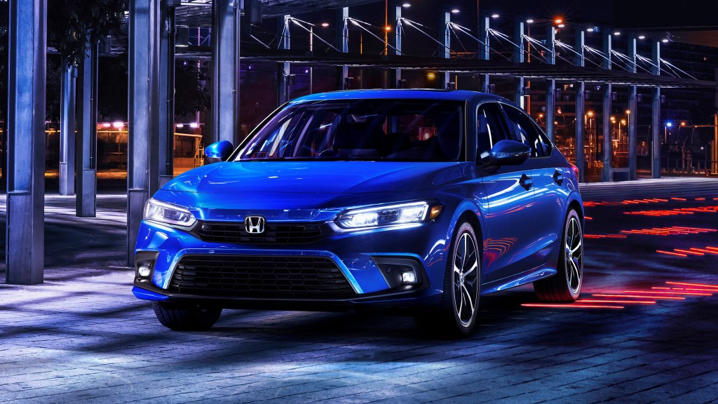 2022 Honda Civic Fully Unveiled With More Power, Premium Interior