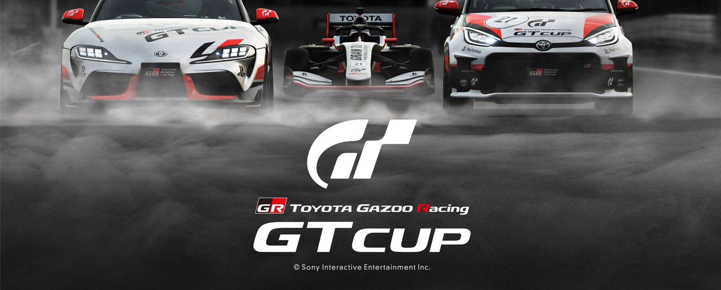You Can Win A PS5 At The 2021 Toyota Gazoo Racing GT Cup