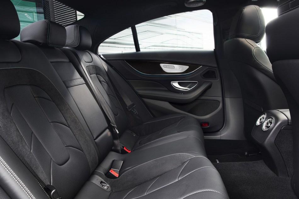 2022 Mercedes-Benz CLS Interior