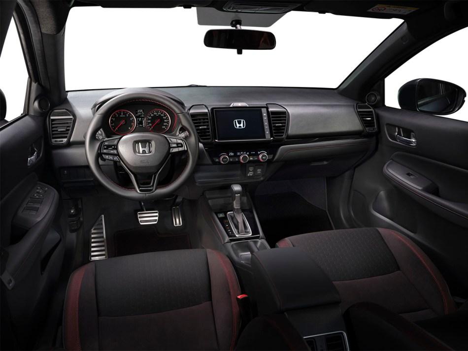 2021 Honda City Hatchback Philippines Interior