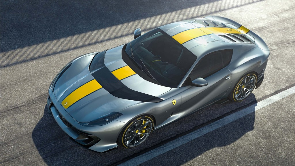 This Limited Edition Ferrari 812 Is The Highest-Revving Ferrari Ever Made