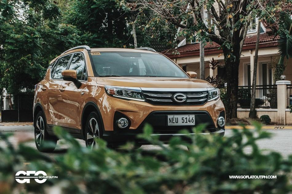 GAC GS3 200T 1.3 Turbo Philippines