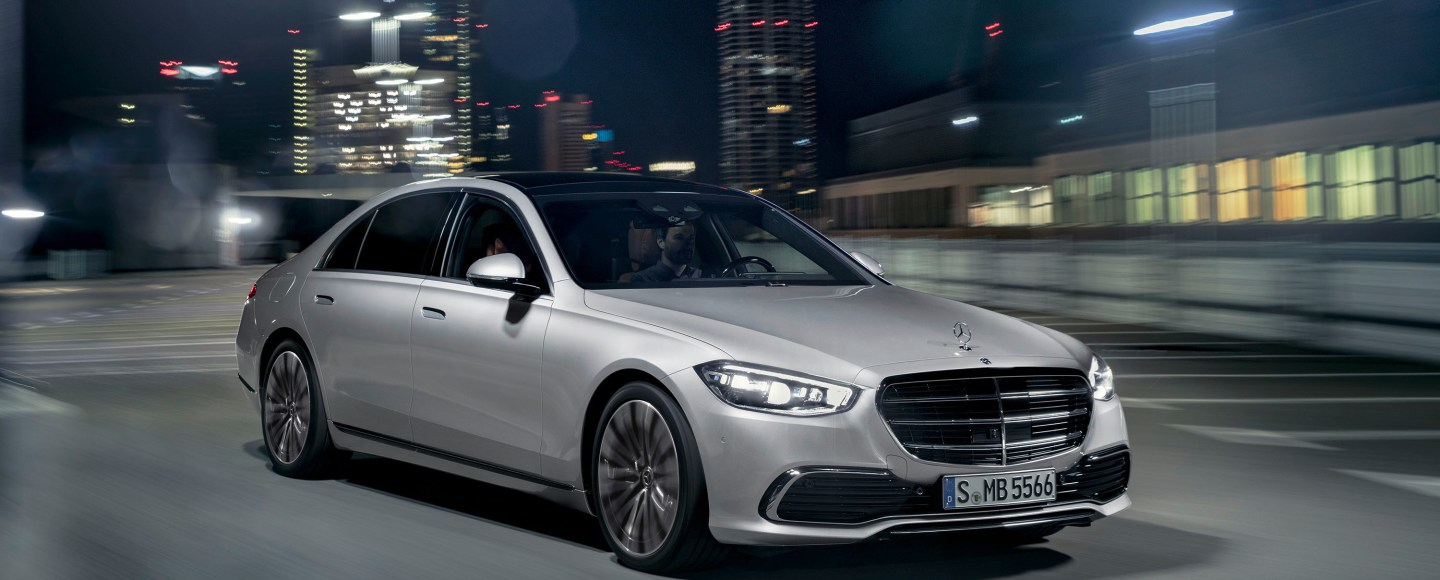 All-New 2021 Mercedes-Benz S-Class Order Books Now Open In PH