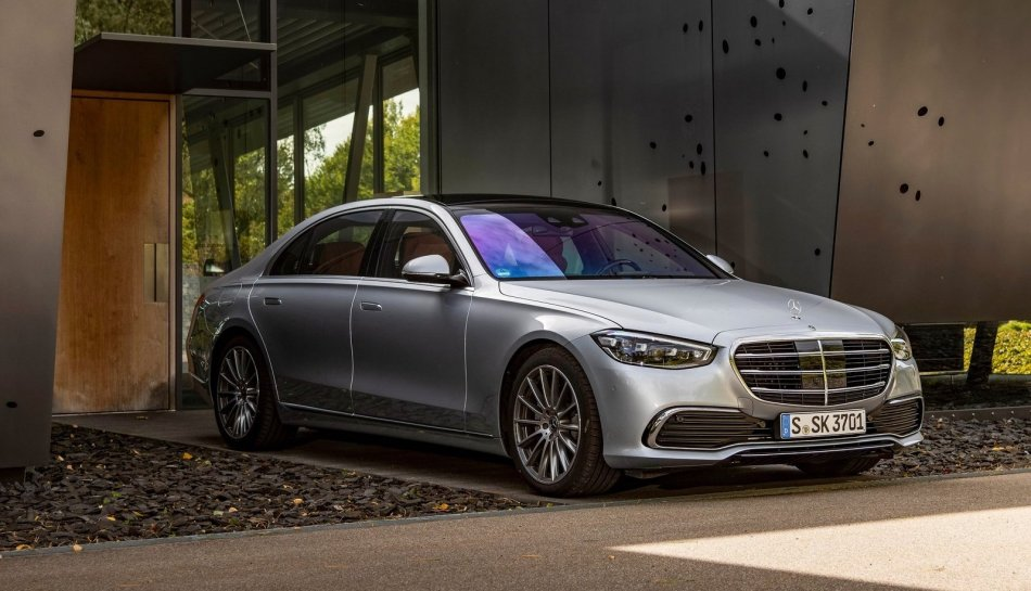 2022 Mercedes-Benz S-Class Philippines