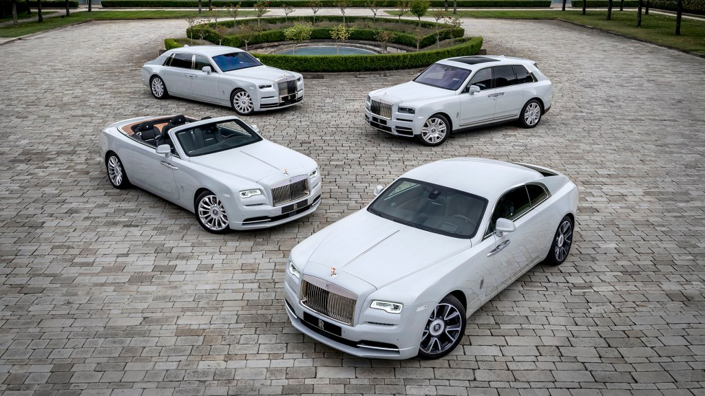 What Pandemic? Rolls-Royce Posts Record-Breaking Sales In Q1 2021