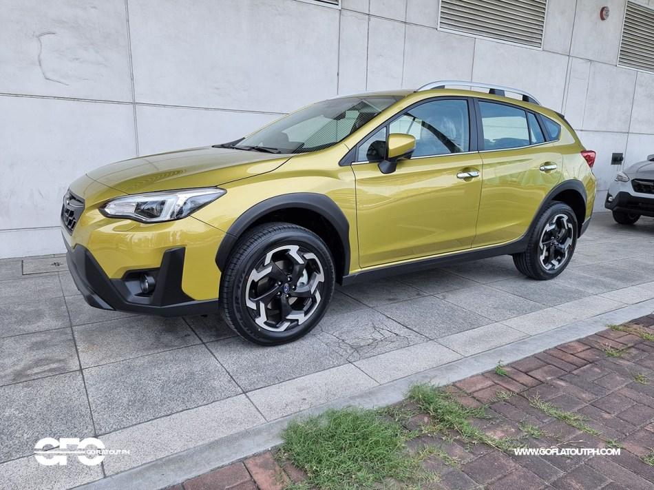 2021 Subaru XV 2.0i-S EyeSight Philippines