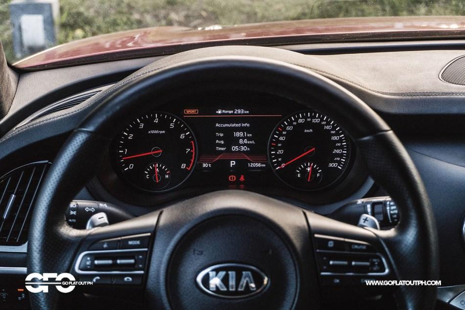 2021 Kia Stinger GT Philippines Interior