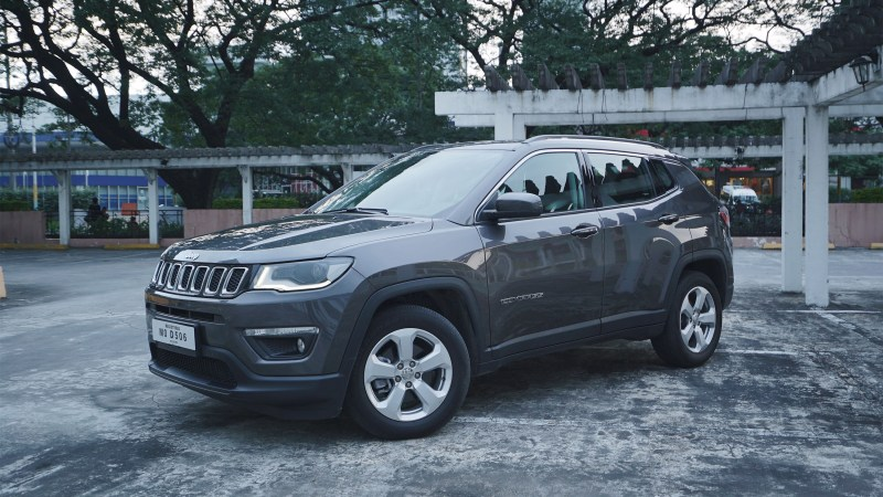 2021 Jeep Compass Longitude 4x2 Review