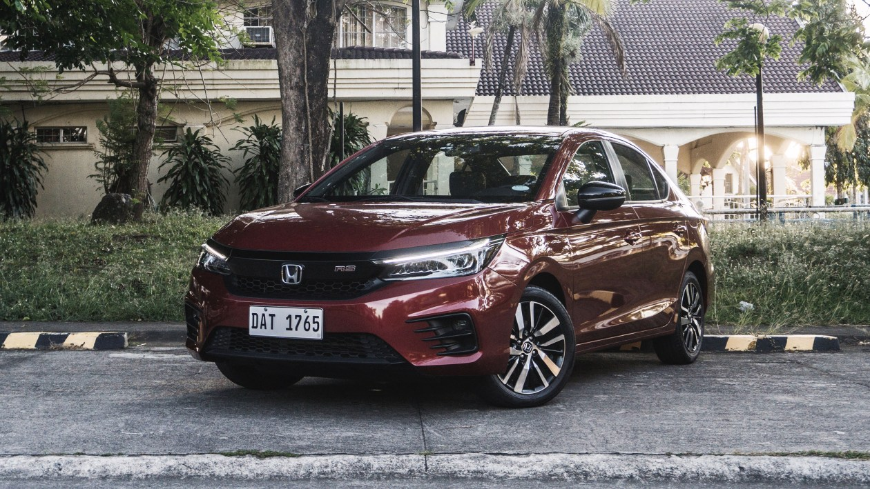 2021 Honda City RS 1.5 CVT Review (With Video)