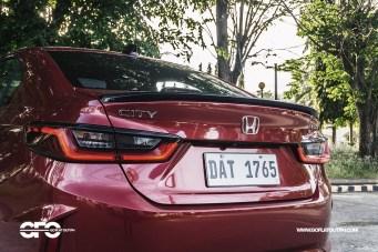 2021 Honda City RS Philippines