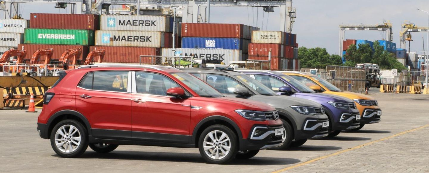 2021 Volkswagen T-Cross Now In PH Shores, To Go On Sale May 26