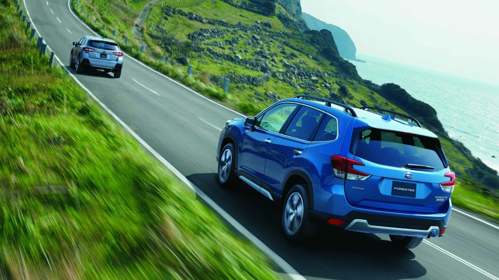 The Subaru Forester Comes With These Discounts And Freebies This Month