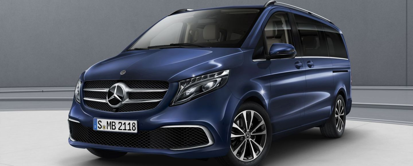 Mercedes-Benz PH Unveils New V-Class With Luxury Seats For P4.690M