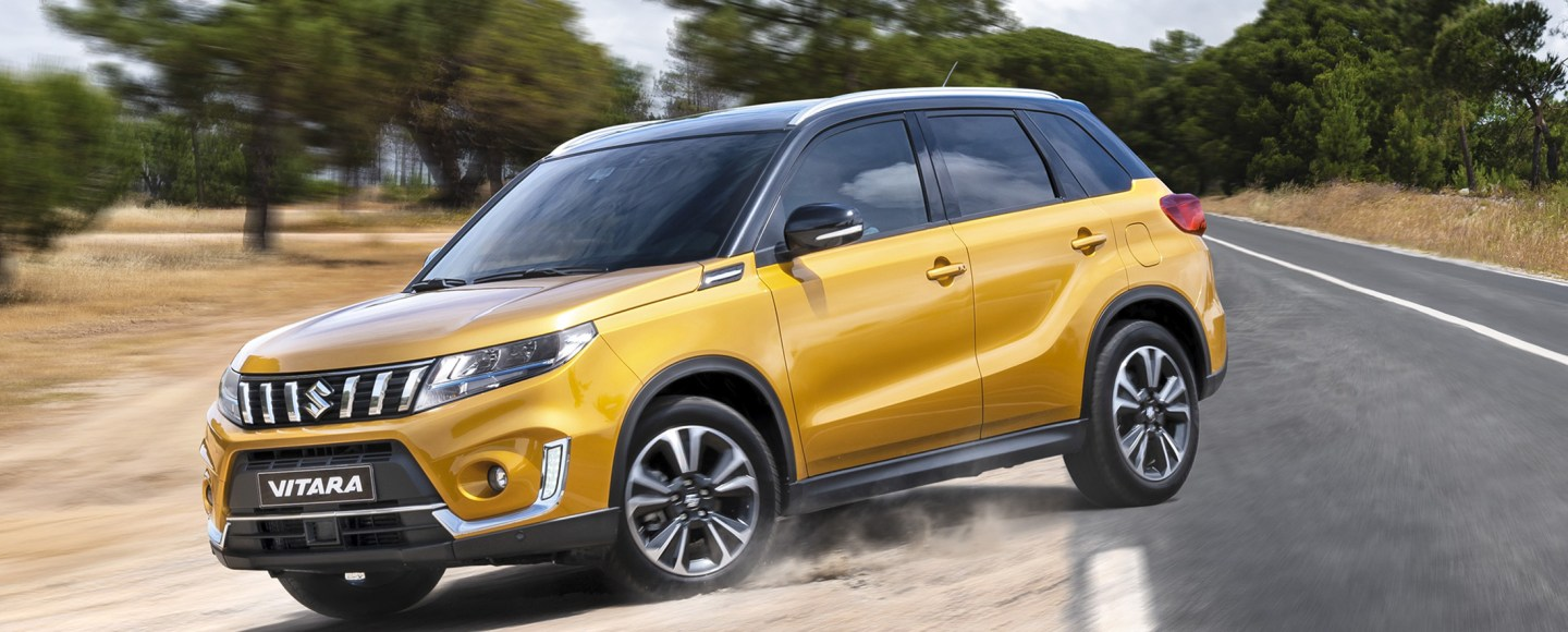Suzuki Vitara To Get AWD Variant, To Be Launched In PH This Friday