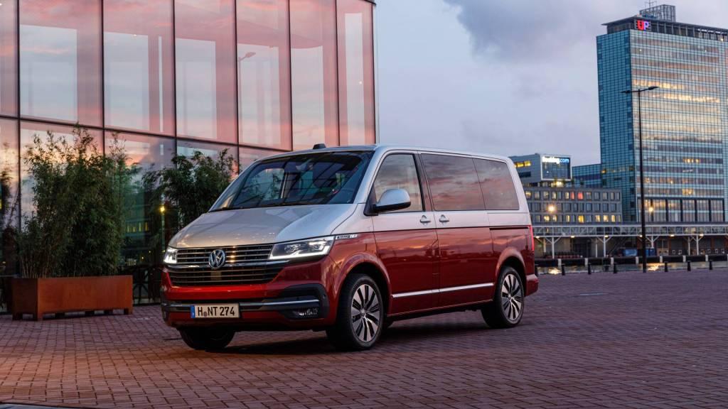Volkswagen PH Announces Return Of Multivan Kombi In Q3 2021