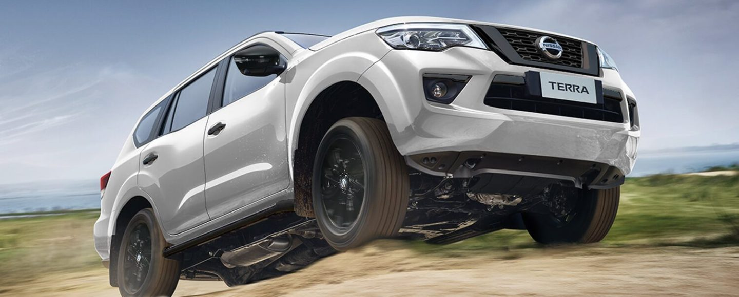 Nissan Offers Up To P175K In Discounts For The Terra This Month