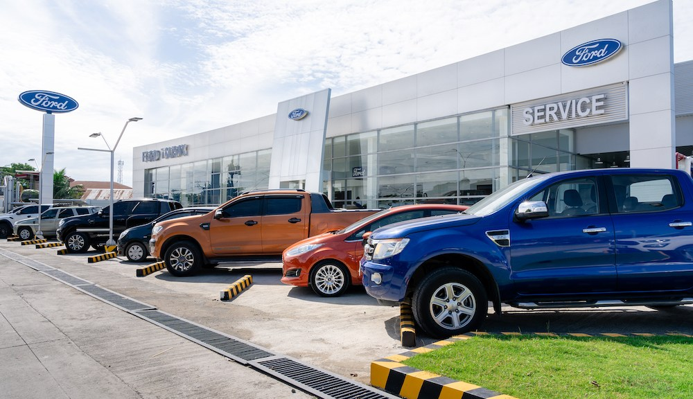 Ford PH's 50th Dealership Is Now Open In Talisay, Cebu
