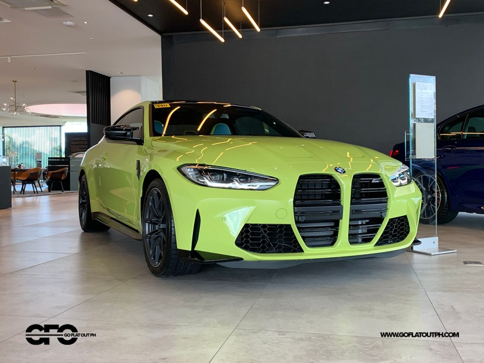 2021 BMW M4 Competition Philippines
