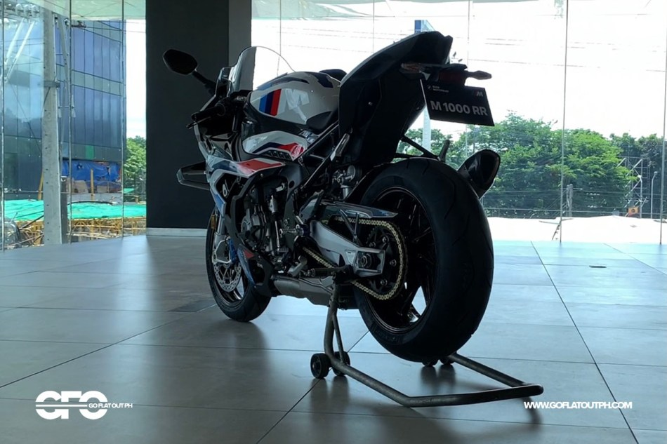 BMW M 1000 RR Philippines
