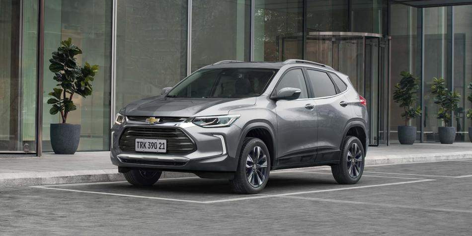 2021 Chevrolet Tracker Subcompact SUV To Enter PH Market In July 1
