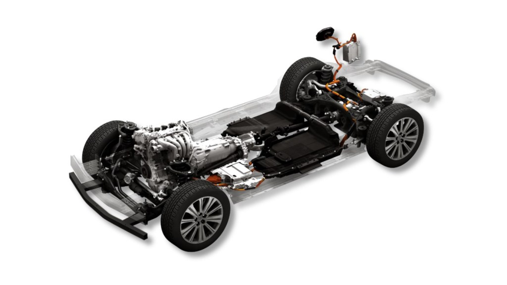 Mazda Previews Its RWD Platform, 13 New Electrified Cars By 2025