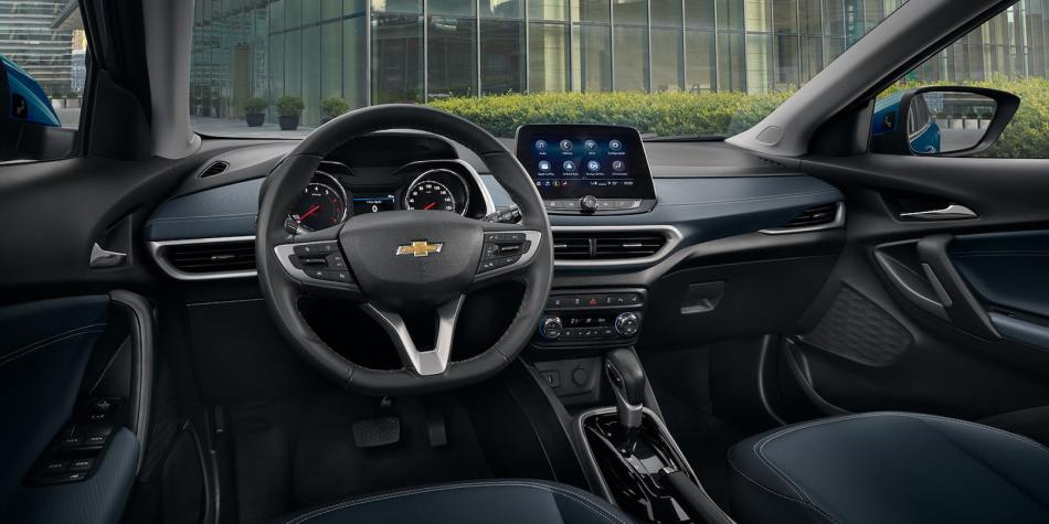 Chevrolet Tracker Philippines Interior