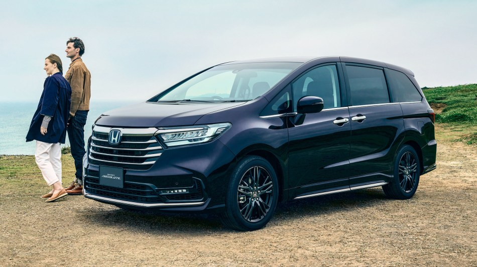 Japan-Built Honda Odyssey, Two Other Models To Be Discontinued